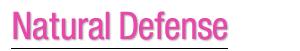IV Nutrition - Natural Defense